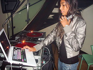 Mobile disc jockey - Mobile disc jockey