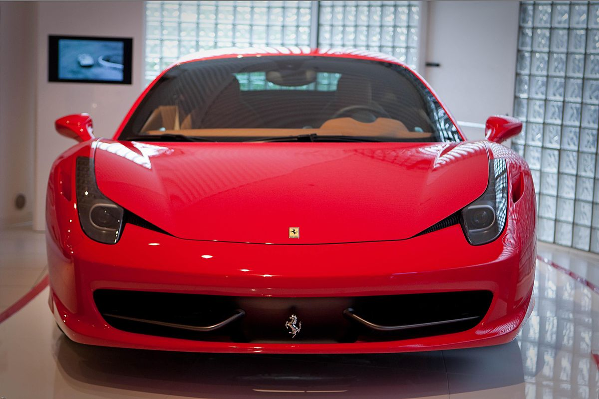 ferrari 458 italia wikipedia wolna encyklopedia. Black Bedroom Furniture Sets. Home Design Ideas