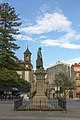 Ferrol - Praza de Amboage - Estatua do marqués de Amboage - 01.jpg