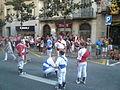 Festa Major de Gràcia 2011 - XIII cercavila de cultura popular - carrer Gran P1330061.jpg