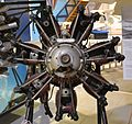 Fiat A.50 radial engine front view.JPG