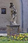 Figure shrine Man of Sorrows