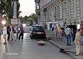 Film kręcą na Słowackiego - nucek - panoramio.jpg