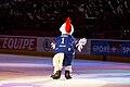 Finale de la coupe de France de Hockey sur glace 2013 - 006 - Mascotte 01.jpg