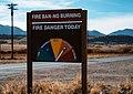 Fire Ban - No Burning - Fire Danger Today Very High - Colorado (31289713888).jpg