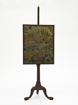 Fire screen - Image: Fire Screen LACMA M.2006.51.14
