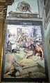 Firenze, s. agata, int.,, affreschi di giovanni bizzelli, 02.JPG