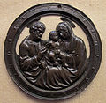 Firenze, sacra famiglia, 1500-10 ca..JPG