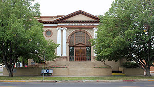 First Baptist Church (Greeley, Colorado) - Image: First Baptist Church (Greeley, Colorado)