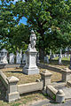 Fisher Memorial and Plot - Glenwood Cemetery - 2014-09-14.jpg