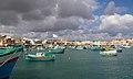 Fishing boats at Marsaxlokk 5 (6946277397).jpg