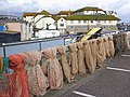Fishing nets, Teignmouth - geograph.org.uk - 1731203.jpg