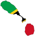 Flag-map of Saint Kitts and Nevis.png
