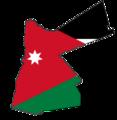 Flag map of Jordan (1946-1965).png