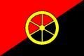 Flag of Aalburg.png