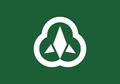Flag of Komatsu, Ishikawa.png