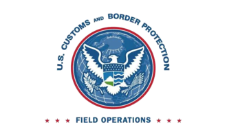 CBP Office of Field Operations - Flag of the CBP Office of Field Operations
