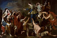 Flanders Christina giving her father's idols of gold to the poor.jpg