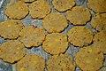Flatten Spicy Potato Mixture - Aloo Fritter Preparation - Digha - East Midnapore - 2015-05-02 9568.JPG