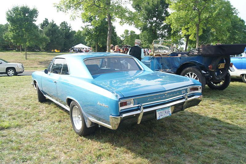 File:Flickr - DVS1mn - 66 Chevrolet Chevelle SS (1).jpg