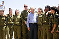 Flickr - Israel Defense Forces - President and Chief of Staff Visit Reservist Exercise (1).jpg