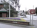 Floral display, Irishtown Road, Omagh - geograph.org.uk - 134469.jpg