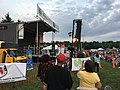 Florence LaRue and the 5th Dimension performing outdoors 2018.JPG