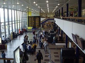 Berlin Schönefeld Airport - Terminal A main hall