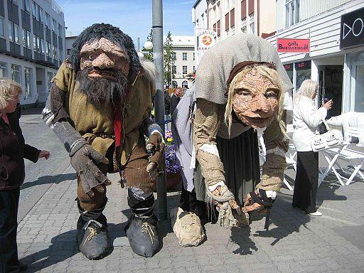 Folklore Figures, Akureyri (4899034211)