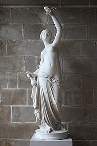 Fontainebleau - statue François Protheau.JPG