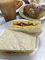 Food NAM PENG CAFE, Macau, 叉燒蛋文治, 南屏雅敘, 茶餐廳, 新馬路, 澳門 (17284825536).jpg