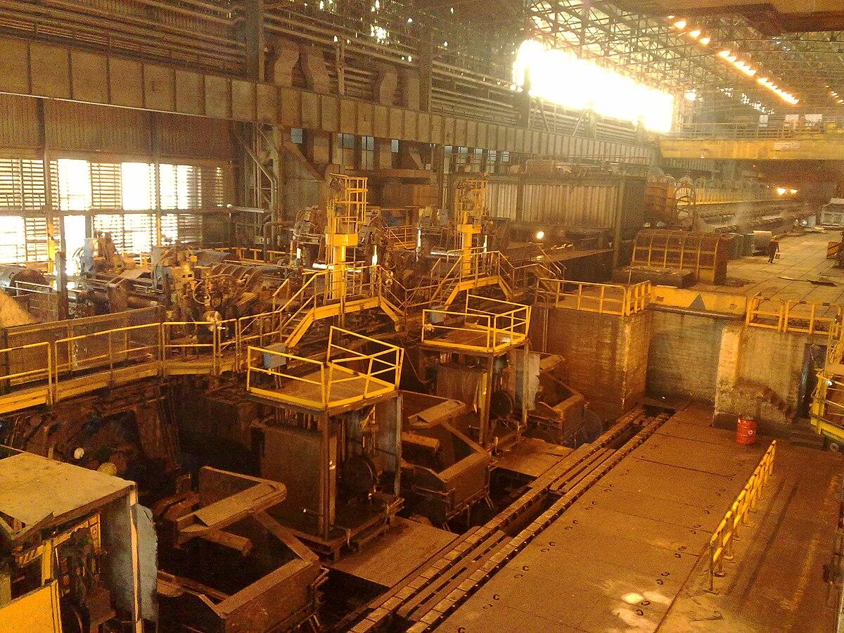 Mobarakeh Steel Company - Wikipedia