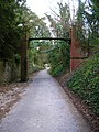 Footbridge, Wiston House - geograph.org.uk - 149401.jpg