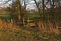Footbridge near Priors Halton - geograph.org.uk - 708836.jpg