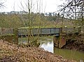 Footbridge over Dowles Brook - geograph.org.uk - 1724138.jpg