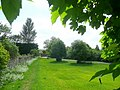 Footpath past Grange Farm, Stratton - geograph.org.uk - 2018644.jpg