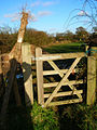 Footpath to Nowhere - geograph.org.uk - 642940.jpg