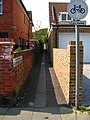 Footpath to Westbourne Place - geograph.org.uk - 409479.jpg