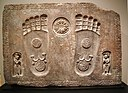 external image 128px-Footprints_of_the_Buddha_%282nd_century%2C_Yale_University_Art_Gallery%29.jpg
