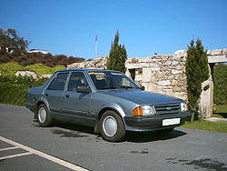 Ford Orion '83 (1983–1986)