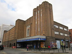 Former odeon cinema, chester