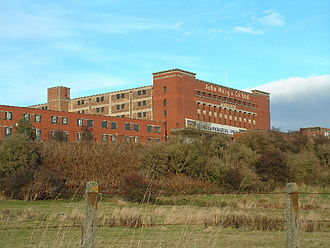 Haig (whisky) - Former headquarters in Markinch.