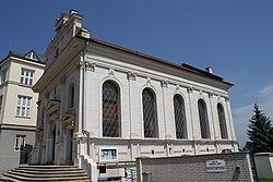 Former synagogue in Kladno 04.JPG