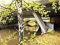 Forssa Syksy siltojen alta, autumn leaves, autumn, arched bridge, old - panoramio.jpg