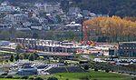 Forsyth Barr Stadium under construction October 2009.jpg