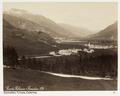 Fotografi av St. Moritz. Dorf & Bad - Hallwylska museet - 104852.tif