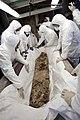 Fotografia de la preparació del cos per al trasllat.jpg