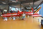 Fouga CM170R Magister 'MT13' (35083398206).jpg