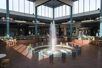 Eastfield Mall - Fountain