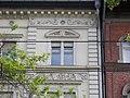 Frölich house (1889). Friezes. - 35 Erzsébet Boulevard, Budapest.JPG